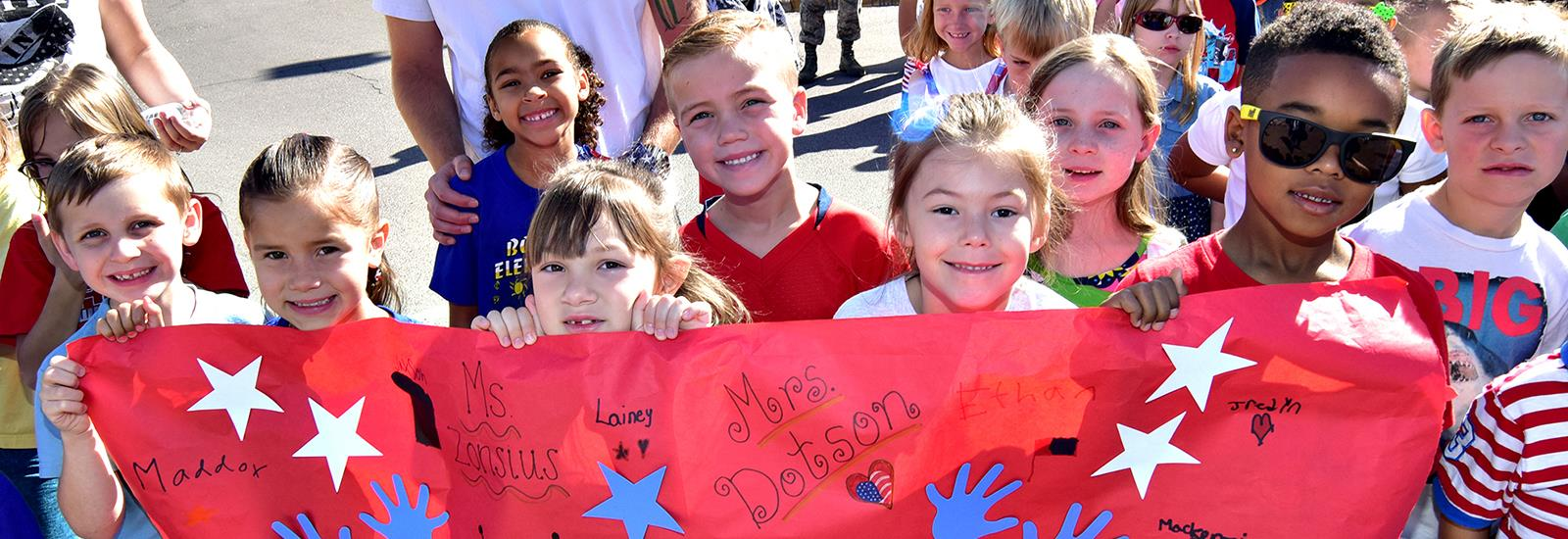 Borman Elementary is expanding into a K-8 campus.