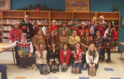 Click to view album: 2016 Ugly Holiday Sweater Contest
