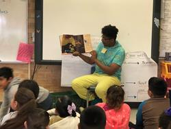Click to view album: AVID Read-In at Toleson Elementary