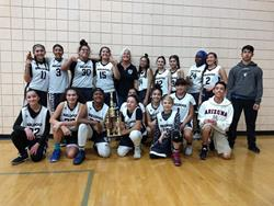 Click to view album: Lady Bulldogs! Middle School Champions!