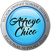 Arroyo Chico Region Logo