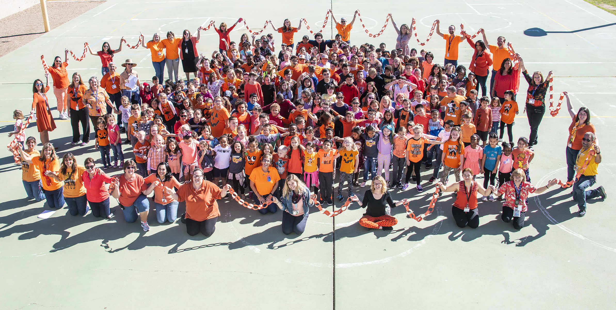 Unity Day (School Participation Picture)