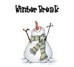 Winter Break - No School - December 24th thru January 4th