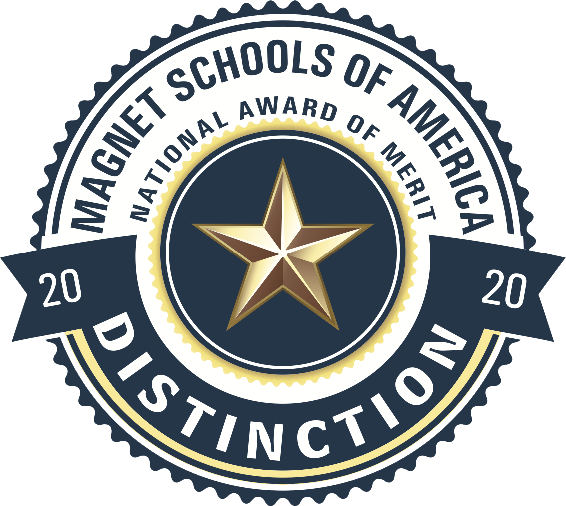 Magnet Schools of America School of Distinction Logo
