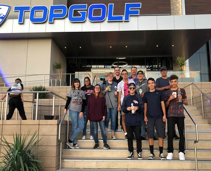 Boys Golf, Top Golf