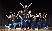 Photo of Dance Students