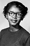 Photo of Claudette Colvin
