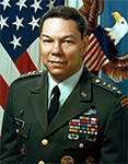 Photo of General Colin Powell