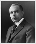 Photo of James Weldon Johnson