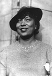 Photo of Zora Neale Hurston