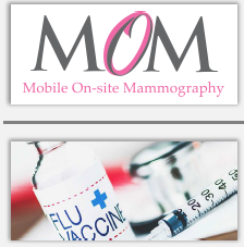 Mobile Onsite Mammography and Flu Shots