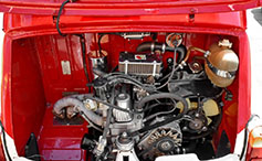 Photo of Diesel Engine