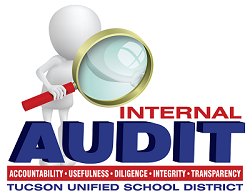 Internal Audit. Accountability, Usefulness, Diligence, Integrity, Transparency