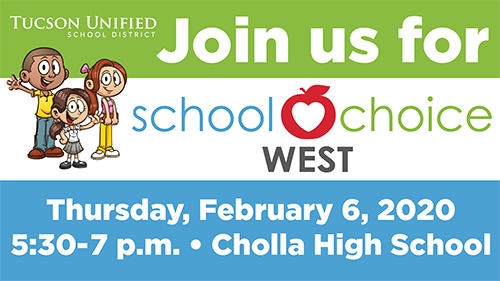 Join us for School Choice Central! Thursday, February 6, 2020, 5:30-7:30 p.m. at Mary Belle McCorkle Academy of Excellence