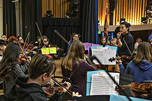 Photo of Student Musicians