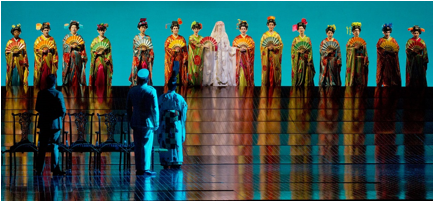 Photo from Madama Butterfly