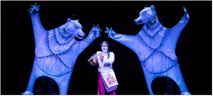 Photo from The Magic Flute