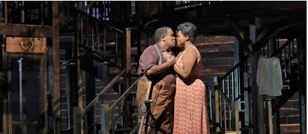 Photo from Porgy and Bess
