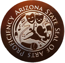 Arizona State Seal of Arts Proficiency