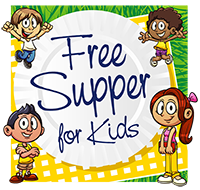 Free Supper for Kids