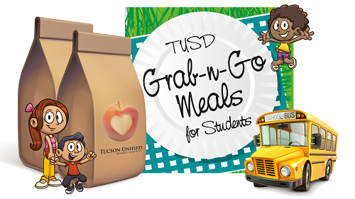 Free Grab-and-Go Meals for Kids