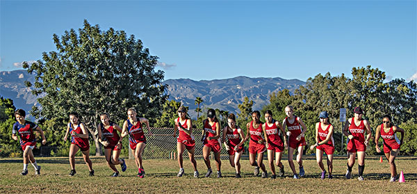 Photo from Cross Country meet
