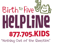 Birth to Five Help Line