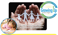 Award-winning childcare and instruction at affordable rates - Growing Up at Tucson Unified. Infant, Preschool, Camp, Before and After School Care