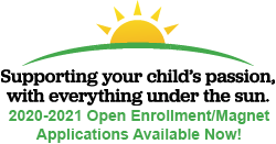 2020-2021 Open Enrollment/Magnet Applications Now Available