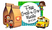Free Grab and Go Meal Service for all children