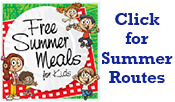 Free Summer Meals Click here for summer routes