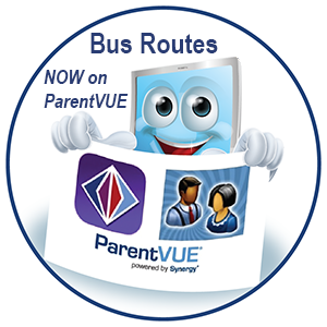 Bus Routes now available on ParentVUE