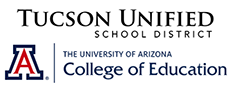 TUSD and AZ College of Education Logos