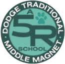 Logo of a green circle with a paw print and saying 'A 5 R School'