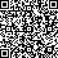 A QR code that links to the Parent Conference Survey