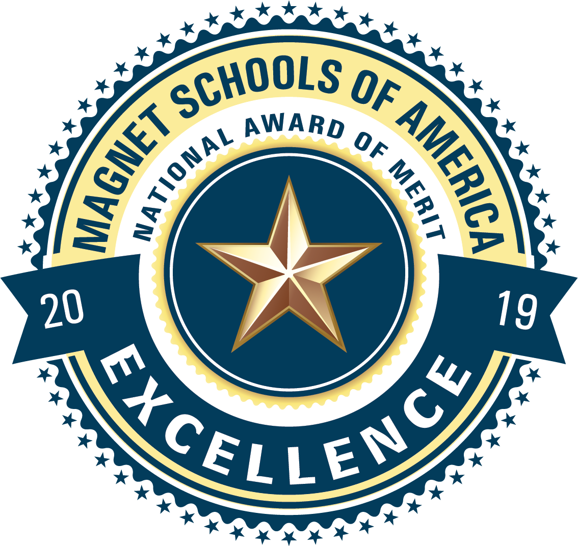 Magnet Schools of America National Award of Merit for 2019