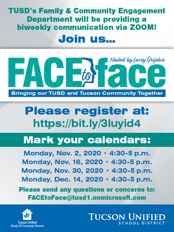FACE TO FACE Event