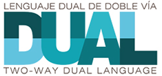 Two Way Dual Language Logo