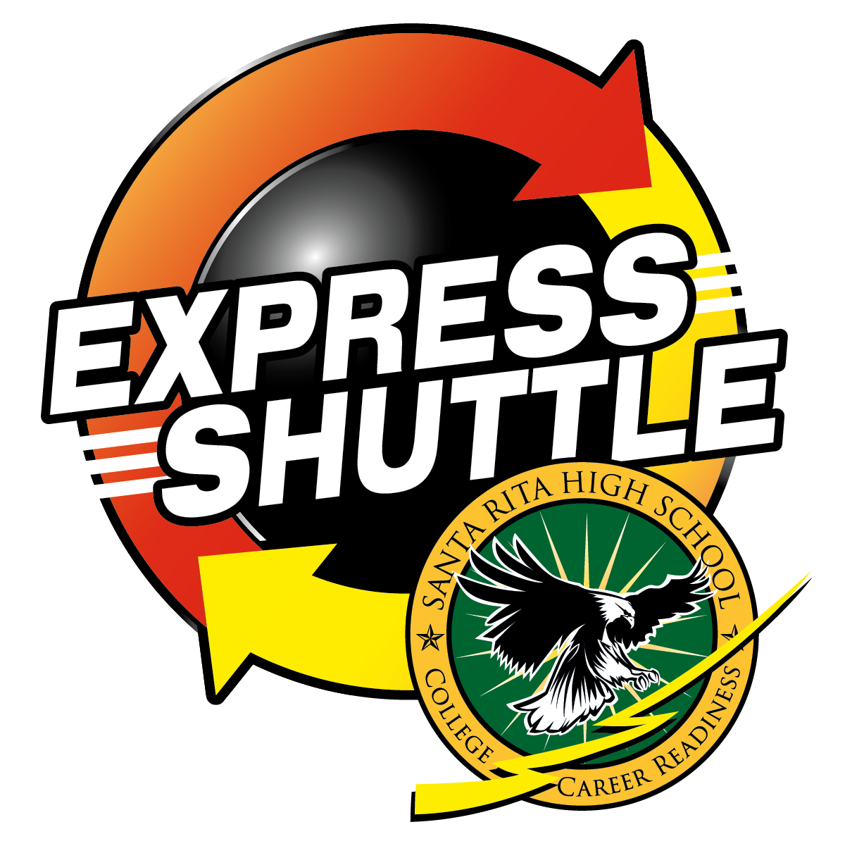 Santa Rita Express Bus Icon