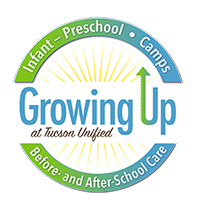 Growing Up Tucson logo