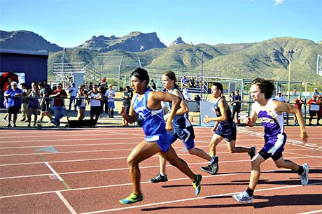 Photo of Track at School