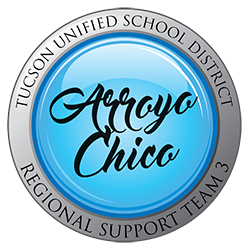 Tucson Unified School District - Arroyo Chico - Regional Support Team 3