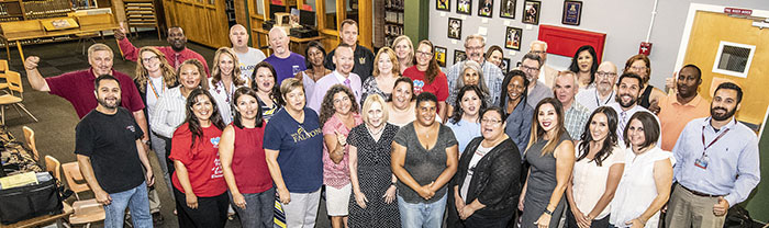 Tucson Unified School District - Regional Support Team 4 Photo