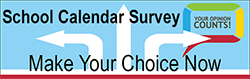 TUSD is setting up calendars for 2019-2020, 2020-2021, and 2021-2022. We want your feedback! Take the survey