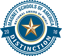 Magnet Schools of America National Award of Merit for 2016