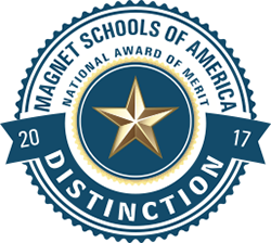 Magnet Schools of America National Award of Merit for 2017