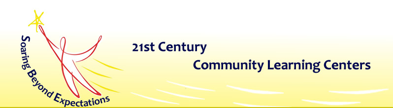21st Century Community Learning Centers banner