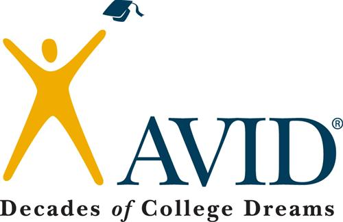 AVIS logo, decades of college dreams
