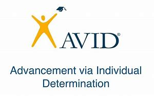had adopted avid or achievement via individual determination philosophy to help encourage our students to reach towards our school mission and college